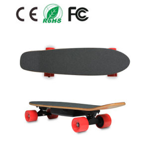 Factory Supply Cheap 83-97USD Four Wheels Kids Electric Skateboard