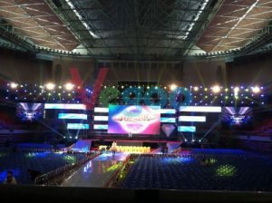 Vg Indoor Rental Full Color LED Display Screen P3.91