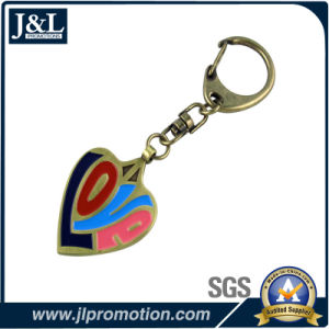 Cusomer Design Higher Quality Soft Enamel Metal Keychain pictures & photos