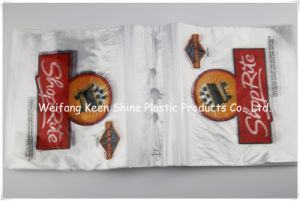 Printed Zip Lock Plastic Bags Wholesale pictures & photos