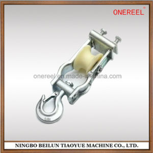 Hook Cable Wire Sheave Pulley Block