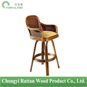Boca Rattan Moroccan Bistro Swivel Bar Stool Counter Chair