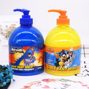 Batman Nice Smell Liquid Hand Soap pictures & photos