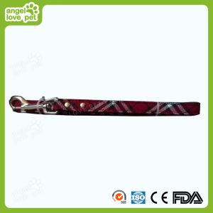 Grid High Quality Leather PU Pet Collar, Dog Collar pictures & photos