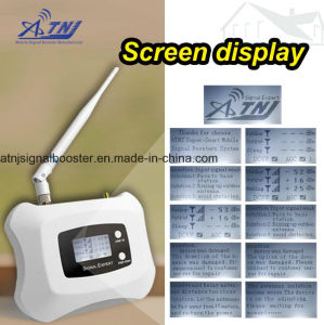 850MHz Signal Booster for 2g, 3G with LCD Screen pictures & photos