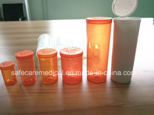 Squeeze Plastic Snap Cap Vials pictures & photos