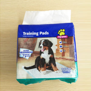 Non Woven Top Sheet Under Pad for Patient and Pets and Children pictures & photos