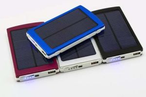 External Portable Battery Solar Power Bank for Varieties of Mobile Phone pictures & photos