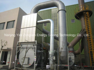 Plate Heat Exchanger for Waste Incineration System