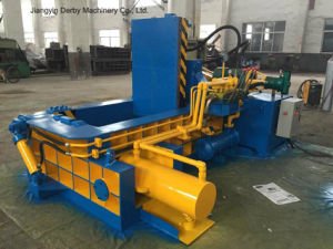 Hydraulic Manual Baler for Scrap Metal - (YDF-160A) pictures & photos