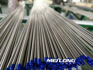 S31603 Precision Seamless Stainless Steel Hydraulic Line Tubing
