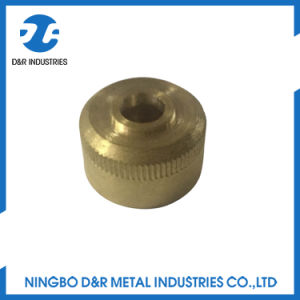Dr 7035 Brass Threaded Insert Pipe Fitting pictures & photos