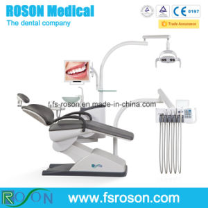 SGS Ce Marked Dental Unit Chair with Three Memory Posistion Function