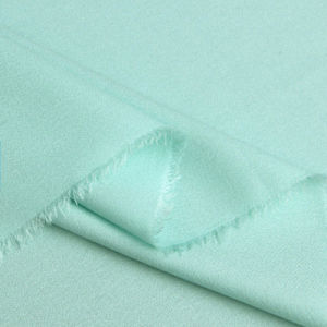 Thicken Two Layer Polyester Spandex Stretch Fabric