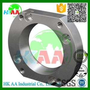 OEM Ts16949 Standard Precision CNC Machined Aluminum Throttle Body Spacer pictures & photos