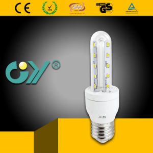 Popular Style 2u 10W E27 Indoor 3000k LED Corn Light