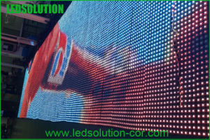 P40 Flexible LED Strip Display pictures & photos