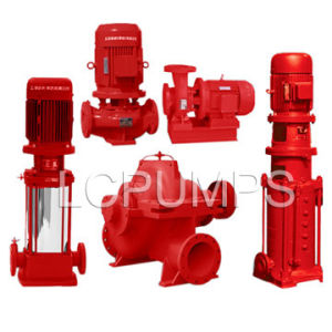 Fire-Fighting Water Pump with The China First UL Certificate pictures & photos