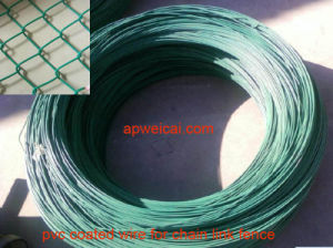 PVC Coated Wire for Chain Link Fence pictures & photos