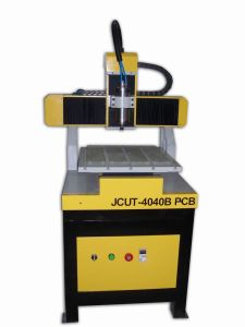 PCB CNC Router PCB Milling and Drilling Machine (JCUT-4040)