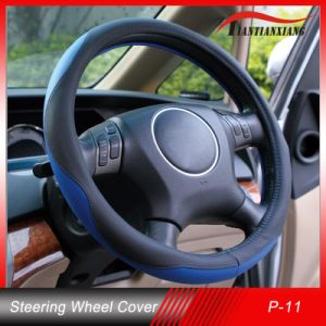High Quality Low Price Super PU Steering Wheel Cover