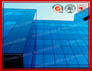 Aluminum Glasss Unitized Curtain Wall in Penning Type pictures & photos