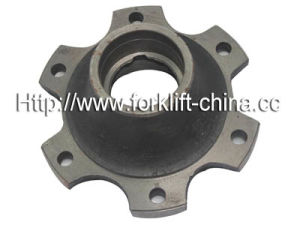 Forklift Parts Rear Axle Hub for Mitsubishi (S4S)