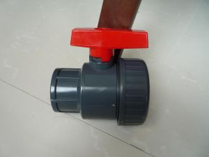 PVC Single Oil for Ball Valve pictures & photos