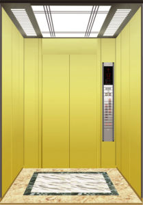 Klk1 Passenger Elevator (Optional Car Configuration KL-K 002)