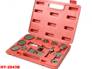 Brake Wind Back Tool Kit 12PC (HY-2043B)