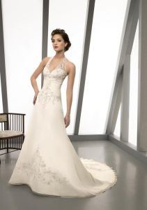 Wedding Dress (A123)