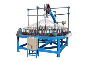 Wire Cable Braiding Machine (90-144T-1)
