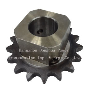 ISO Standard Sprocket with a Special Square Hub 50b17z pictures & photos