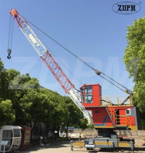 Electric Motor Double Winch Mobile Portal Crane