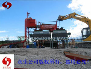 Jet Dredging Boat for Iron