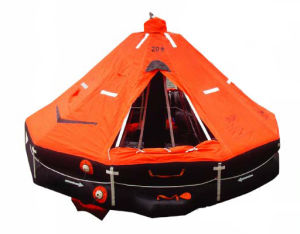 Khd Davit-Launched Type Inflatable Life Raft pictures & photos