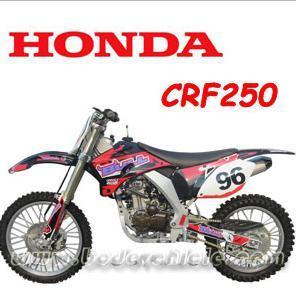 New 250cc Dirt Bike Pit Bike Motorbike (MC-675)