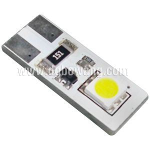 T10 LED Car Light Canbus Lamp (T10-PCB-002Z5050P) pictures & photos