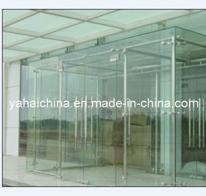 4.5mm Building Clear Tempered Glass pictures & photos