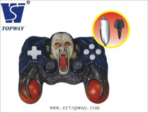 Wired Double Port Joypad Video Game Accessory (TP-USB/PSII08)