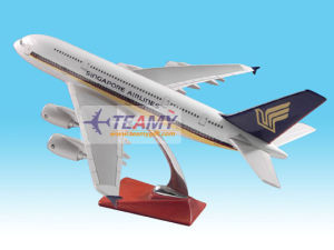 Airplane Model Singapore Airlines (A380)