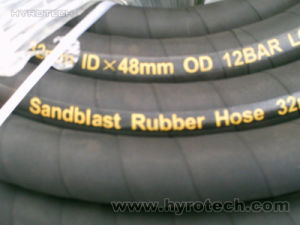 Rubber Sand Blast Hose pictures & photos