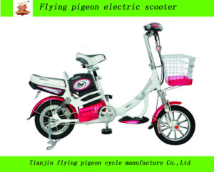 "Electric Scooter 14"" Electric Bike (FP-EB-001) pictures & photos"