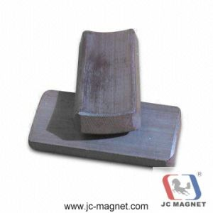 Sintered Ceramic Tile Ferrite Magnet / Ferrite Tile Magnet pictures & photos