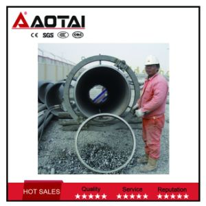 Aotai Hot Sale Split Frame Pipe Cold Cutting and Beveling Machine Isd-355 pictures & photos