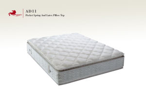 Latex Pocket Spring Mattress (AD11)