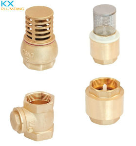 Hoa Sale Brass Check Valve pictures & photos