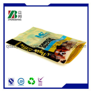 Stand up Zipper Bag for Dog Food Packaging pictures & photos