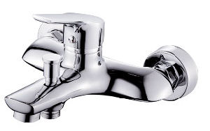 Single Handle Kitchen Faucet with Chrome Finished 69619 pictures & photos