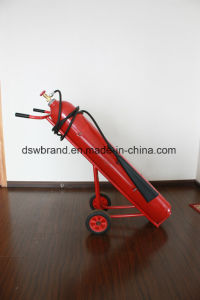 24kg CO2 Fire Extinguisher, Trolley CO2 Fire Extinguisher pictures & photos